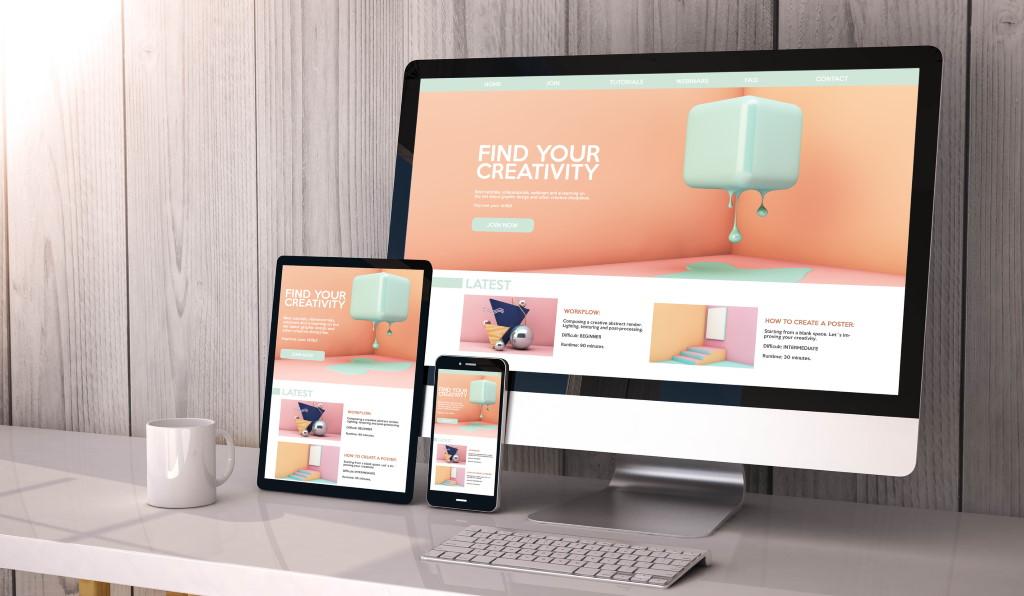 Charlotte Website Design