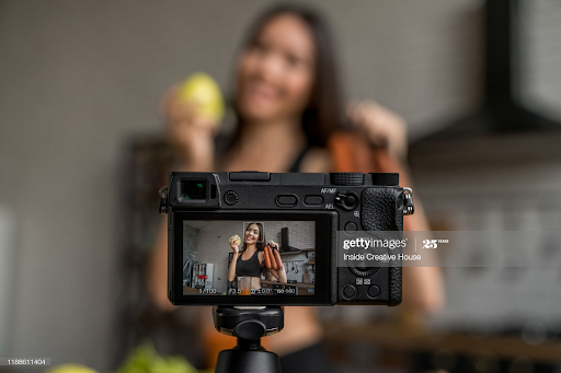 Influencer Partnerships Camera