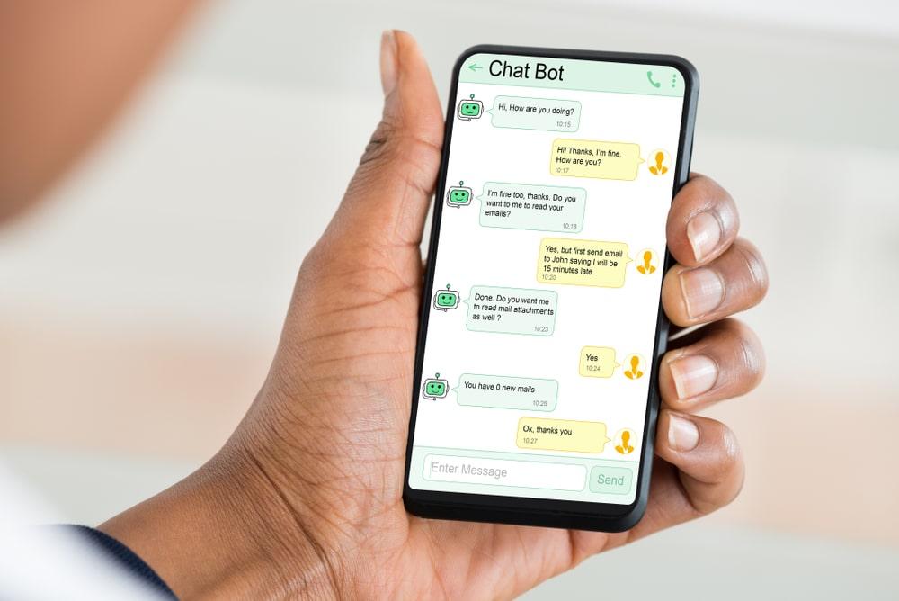 Chat Bot AI Marketing