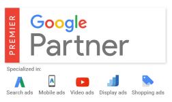 Dallas SEO Google Partner